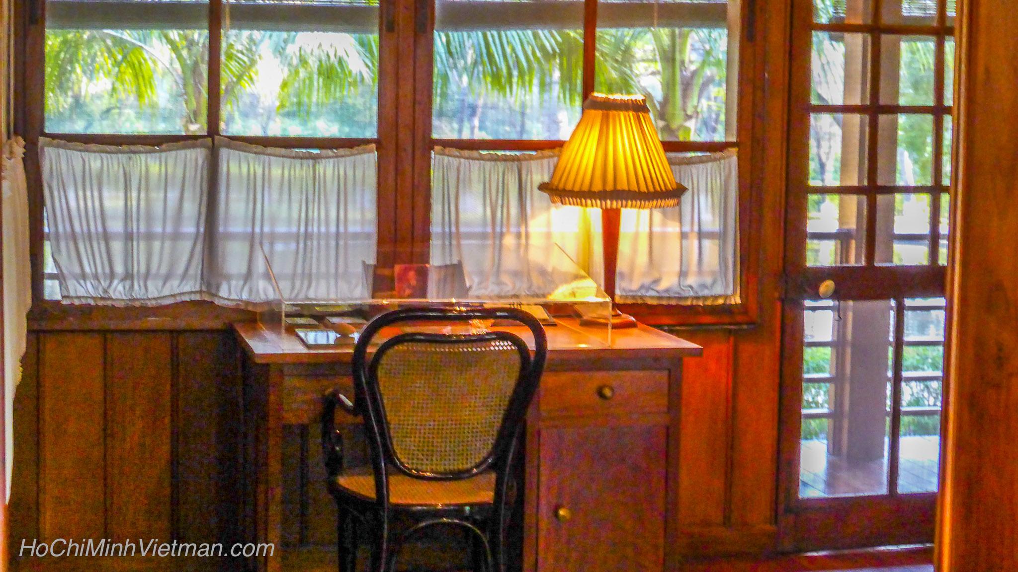 Ho Chi Minh S Stilt House In Hanoi Ho Chi Minh City