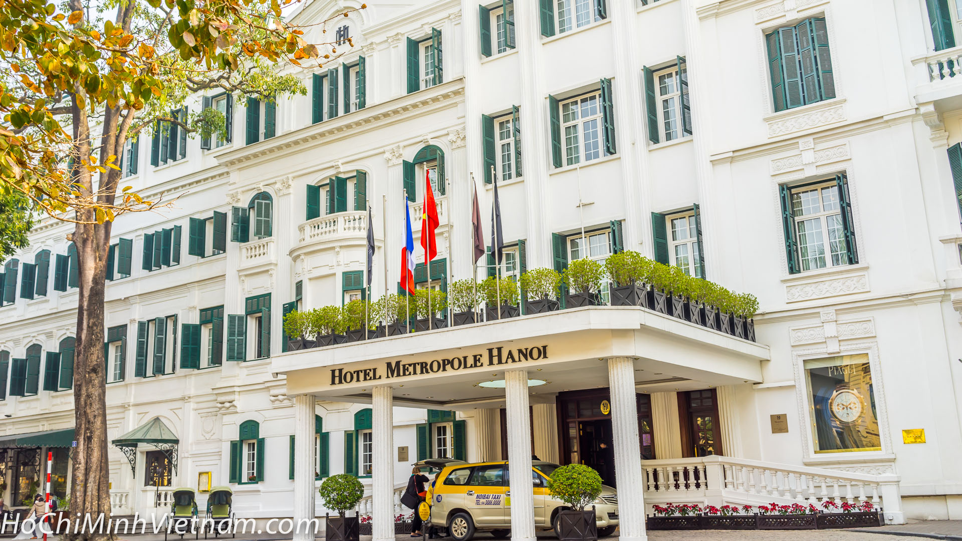 Sofitel Legend Metrolope Hotel Hanoi Ho Chi Minh City